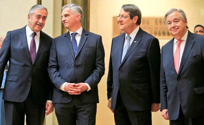 Kıbrıs müzakerelerinde Cenevre zirvesi çözüm mü?