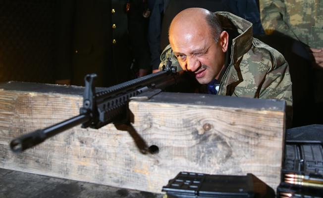 Milli Piyade Tüfeği TSK'nın emrinde