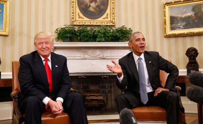 Obama'dan Trump'a uyarı: Beyaz Saray aile şirketi değil
