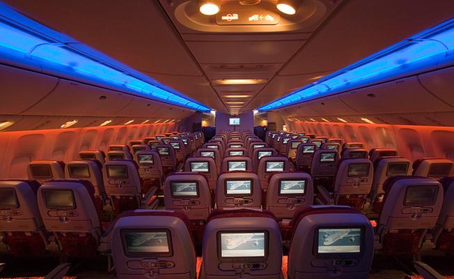 Uçaklarda hızlı internet hizmeti başlıyor