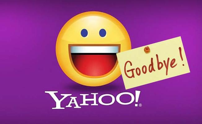 Yahoo ismi tarih oluyor