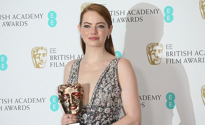 """BAFTA ödülleri sahiplerini buldu: İşte """"En İyiler!"""""""