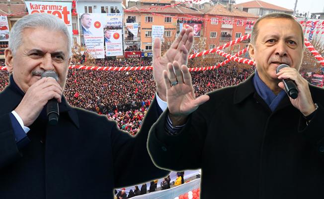 Referandum için ilk test Aksaray'da yapıldı