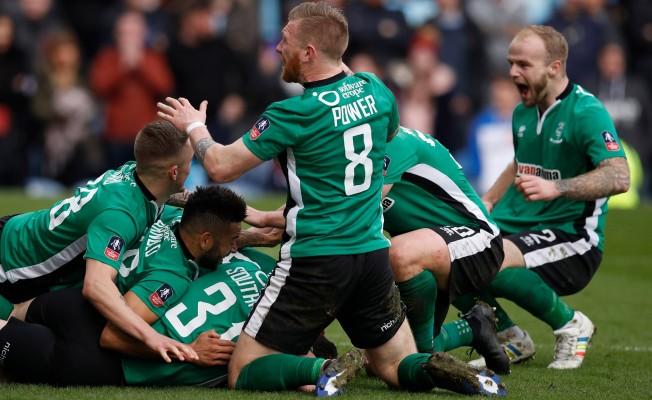 İngiliz futbolunda yeni 'peri masalı'