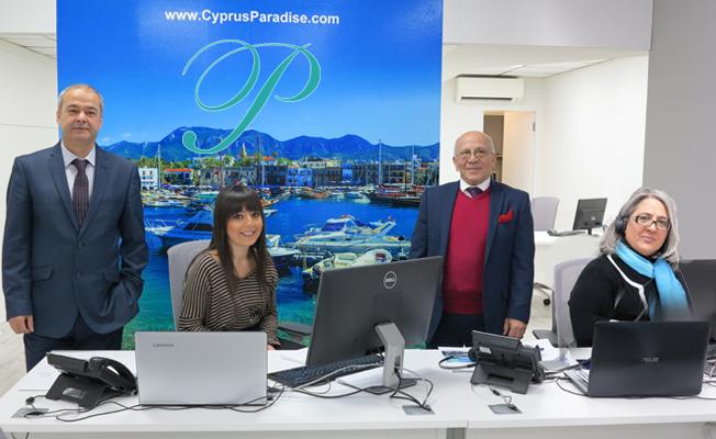 Köklü turizm firması Cyprus Paradise, Haringey'de