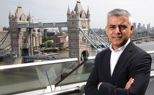 Londra'da temiz hava için sürücülere para yardımı