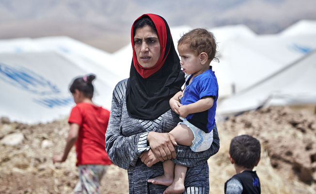 'Müslüman Mülteci' anketinde çarpıcı sonuç