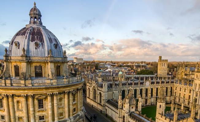 Oxford Üniversitesi 700 yıl sonra yurtdışında kampüs açacak