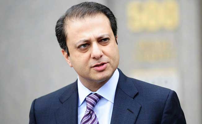 ABD'de, ünlü savcı Bharara görevden alındı