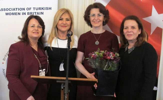 BTKD, Dünya Kadınlar Günü Lordlar Kamarası'nda Kutladı