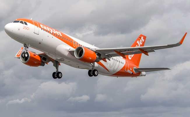 EasyJet, Türkiye-İngiltere uçuşlarında o yasağı başlattı