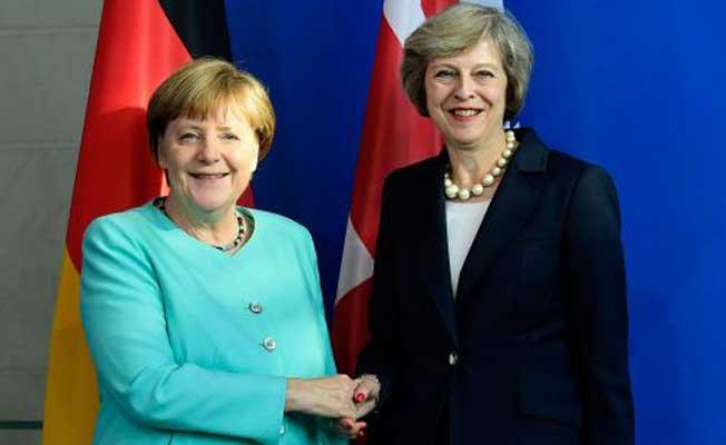 İngiltere ve Almanya savunma paktına hazırlanıyor