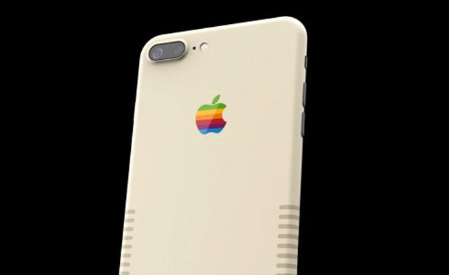 iPhone 7'nin retro modeli çıktı