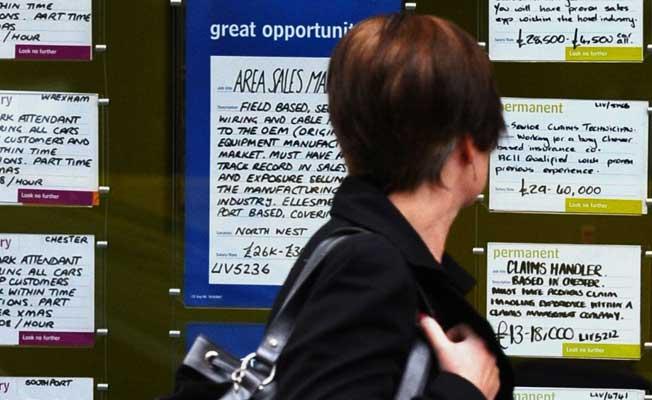 İşsizlik 41 yılın en düşük seviyesinde