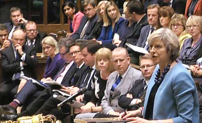 Lordlar boşa değiştirdi! Brexit tasarısında başa dönüldü