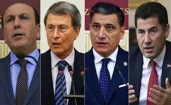 MHP'de üç vekile ihraç kararı