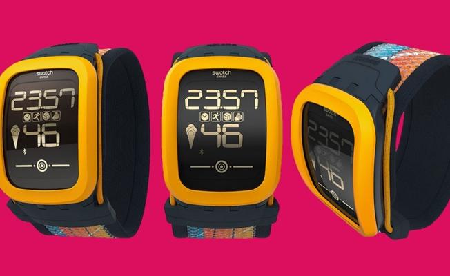 Swatch akıllı saat çalışmalarına başladı