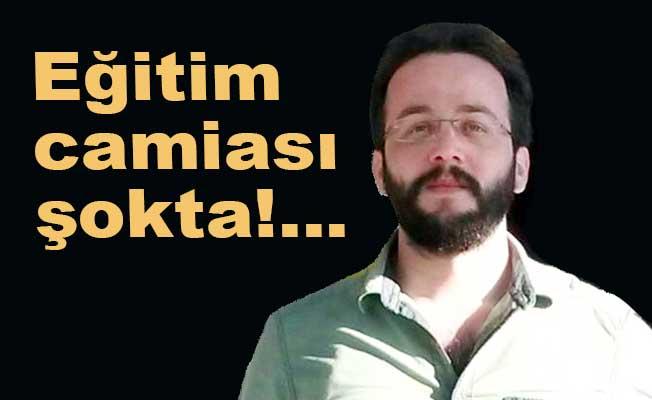 Türk öğretmen Fransa'da canına kıydı