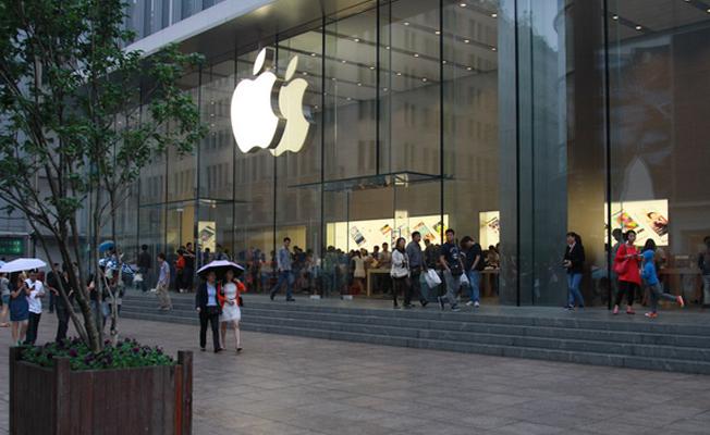Apple'dan bir ilk daha