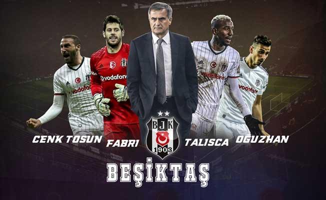 Beşiktaş, Avrupa kupalarında 195. maçına çıkıyor