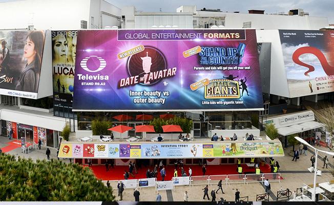 Cannes'da Türk dizilerine büyük ilgi