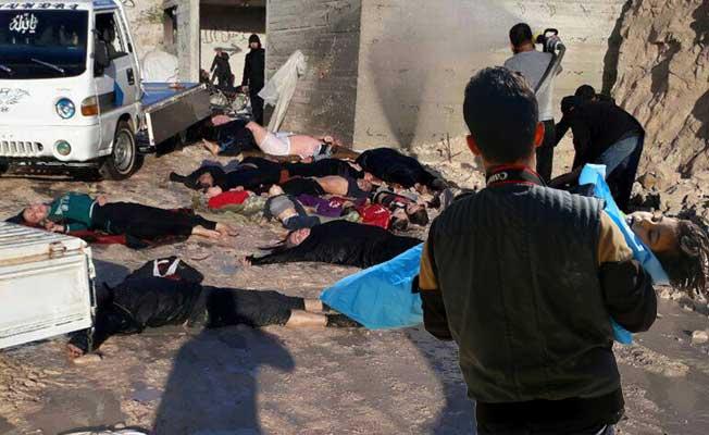 Esed'in kimyasal silah saldırılarına dünyadan tepkiler