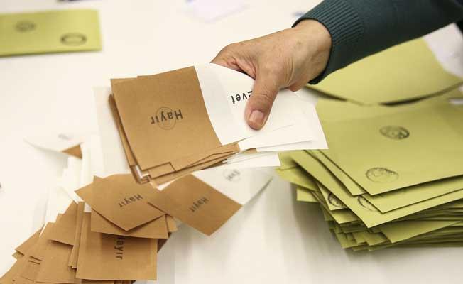 'Evet' oylarında rekor kıran ilçe