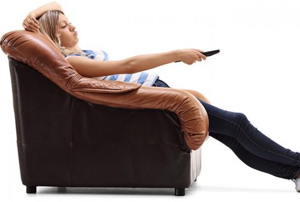 Günde 6 saatten fazla oturmak hasta ediyor
