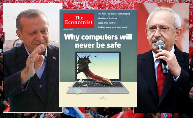 İngiliz Economist dergisinin 16 Nisan tahmini