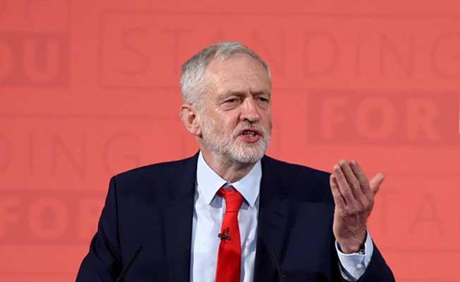 Jeremy Corbyn, 'Zenginlerin Partisi'ne Karşı