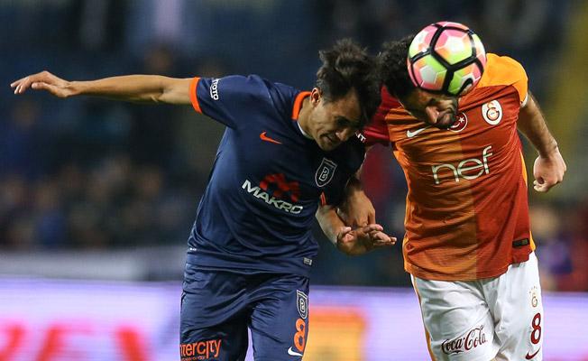 Medipol Başakşehir, Galatasaray'ı gole boğdu