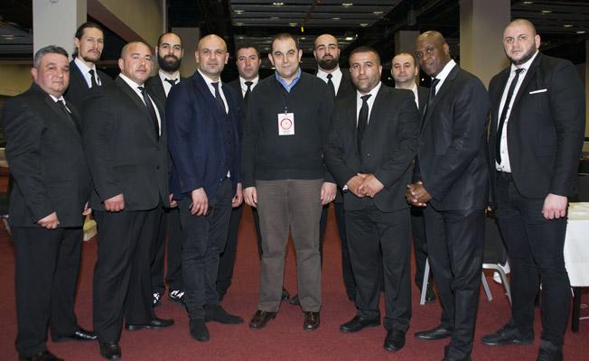 Seçimin güvenliğini Regalis Group sağladı