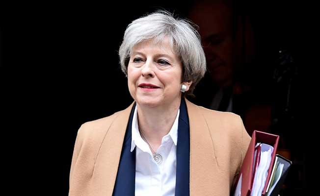 Thresa May Brexit sonrası için ümitli konuştu