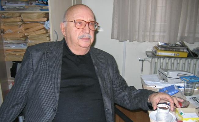 Gazeteci İzzet Sedes hayatını kaybetti