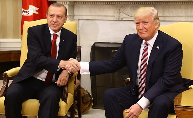 Erdoğan-Trump ortak basın açıklaması yaptı