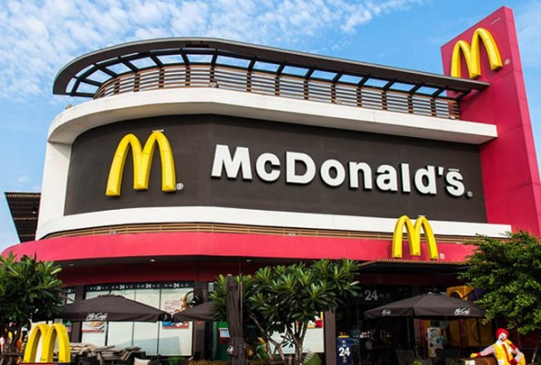 McDonald's skandal reklam için özür diledi