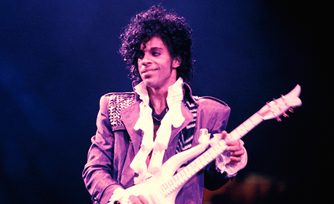 Rock yıldızı Prince'in serveti kardeşleri arasında paylaşılacak