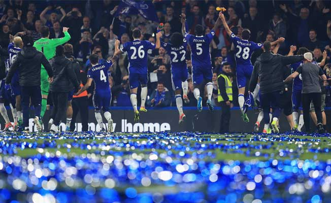 Şampiyon Chelsea, Watford'u da yendi