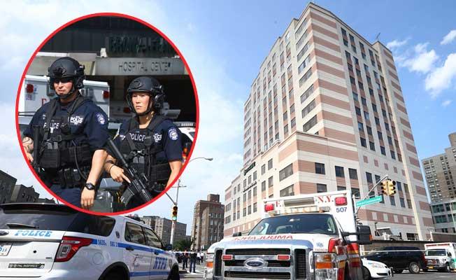 ABD'de hastaneye silahlı saldırı!