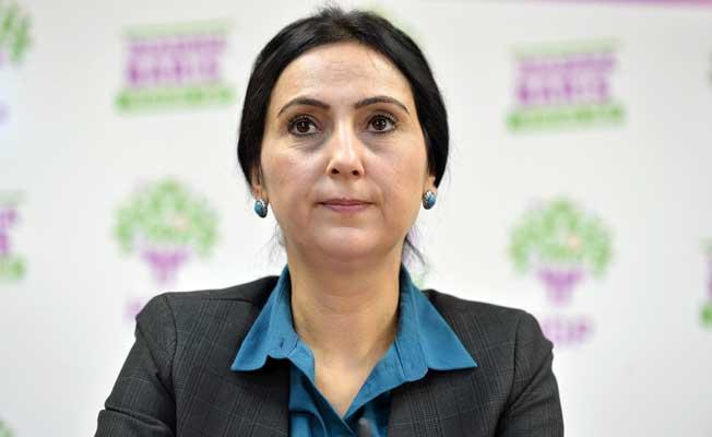 Figen Yüksekdağ'a 1 yıl 6 ay hapis cezası