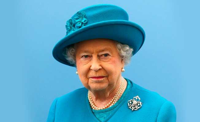 Kraliçe'den 'Kasvetli' doğum günü mesajı
