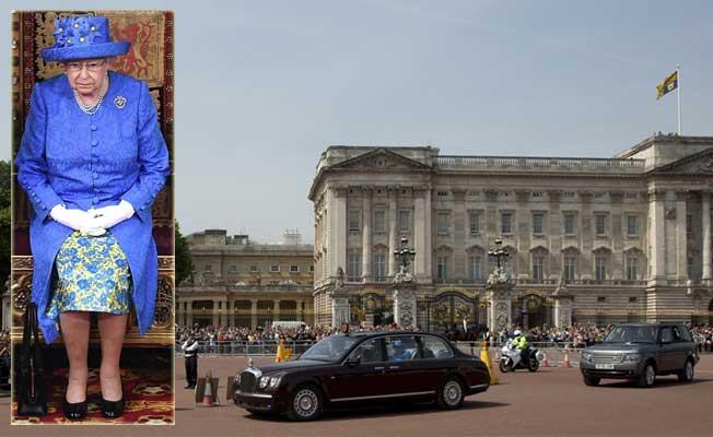 Kraliçe'den parlamentonun açılışında 'terörle mücadele' vurgusu