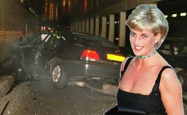 Lady Diana'nın ölümünde şok iddia