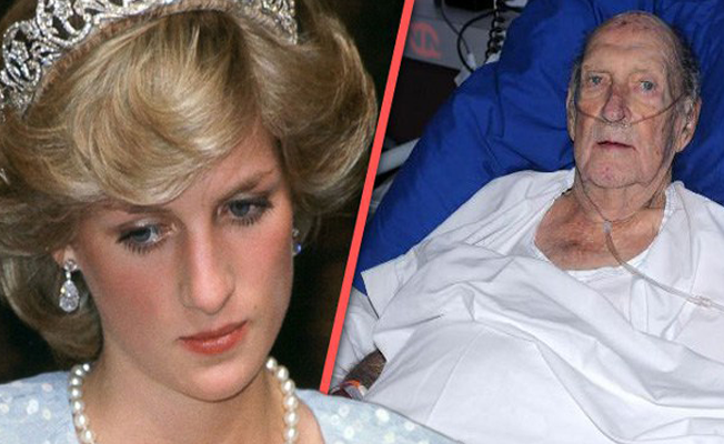 MI5 ajanından ölüm döşeğinde 'Prenses Diana' itirafı