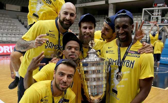 Potanın Şampiyonu Fenerbahçe