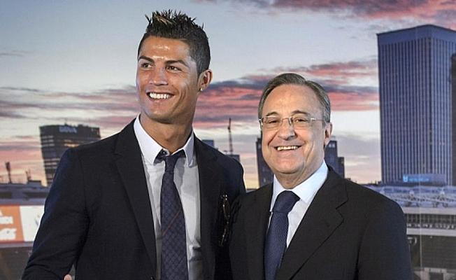 'Ronaldo ayrılırsa, bu para için olmayacak'