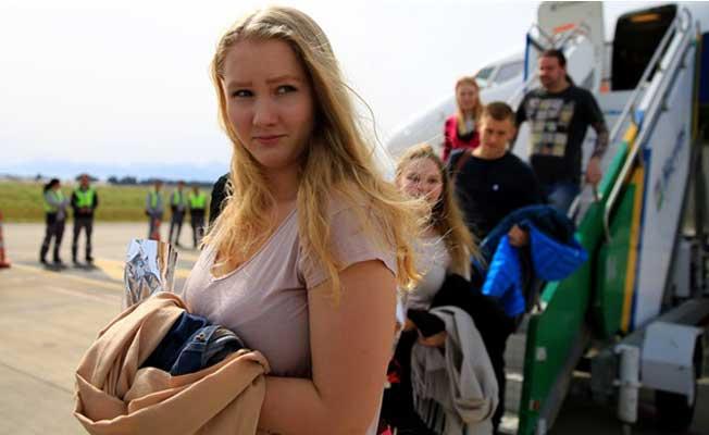 Türk turizmine Ukrayna dopingi