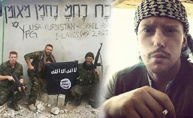 Didim'de Yakalanan YPG'li Terörist, Eski İngiliz Askeriymiş