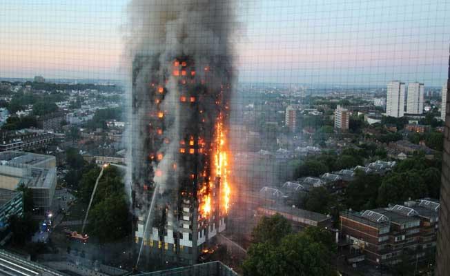 Grenfell Tower yangınında sorumlu bulundu(!)