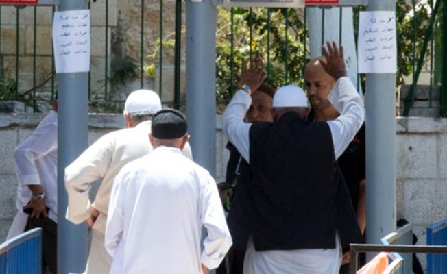İsrail'den metal dedektör açıklaması